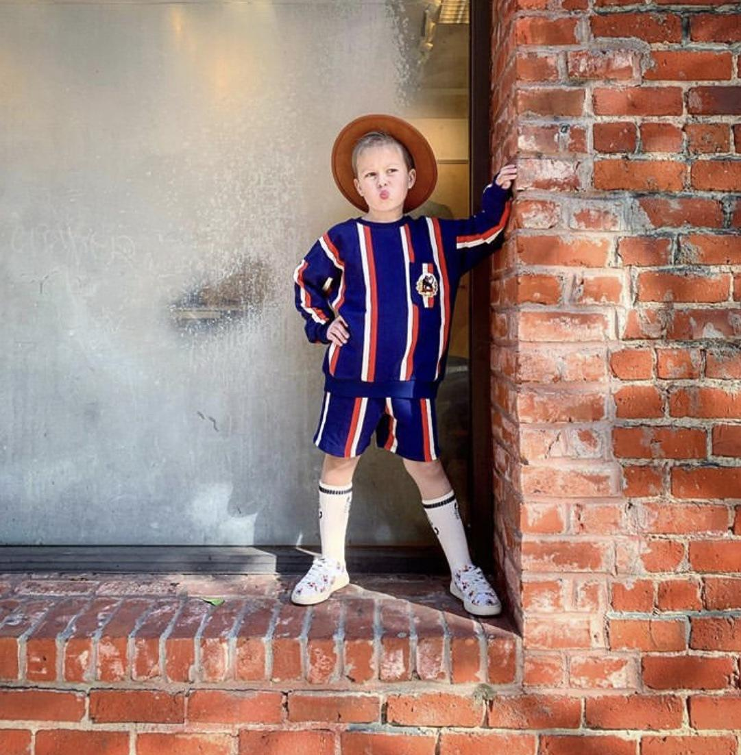 2Pcs Girl Boys Sweatshirt Summer 2020 Kids Tops Pants Set Sport Suit Baby T Shirt Long Sleeve Clothes Children Toddler Clothing