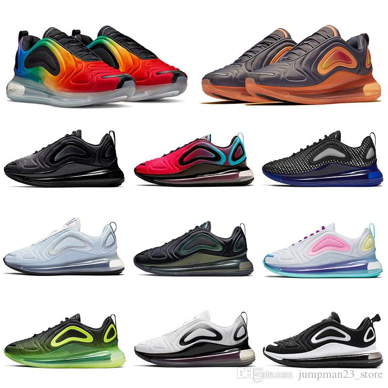 2020 AIR running shoes Maxes sports sneakers Neon Sea Forest Be True Cool Grey Triple White Black Northern Lights designer trainers training