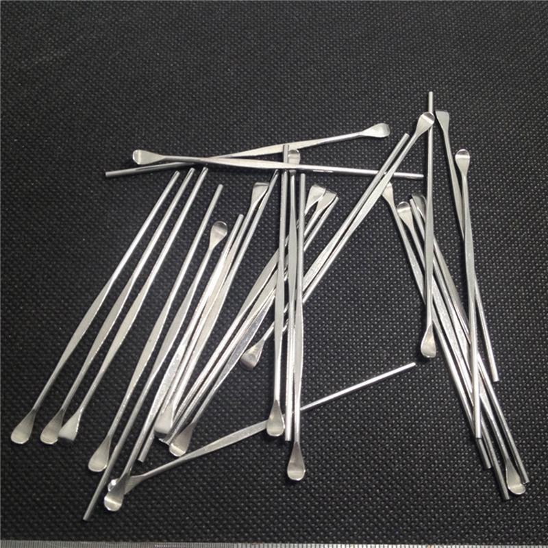 Mini herramienta de herramientas Dabber El hilo de vapor kits de inicio para el corte seco de hierbas tabaco de pipa Dab humo de aceite de acero inoxidable vaporizador E Cig Kit