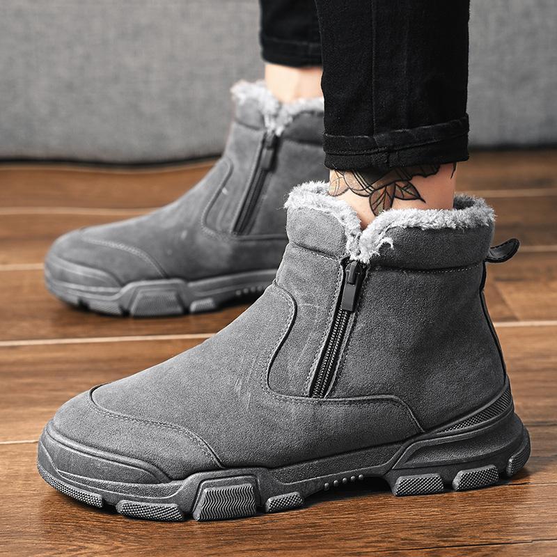 Горячая продажа-SSiC сапоги мужчина женщина девушка снегоступы Боути лодыжки короткий лук размер ботинок зимы способа 39-44