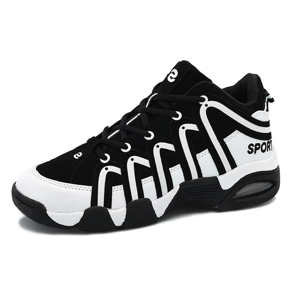 SAGACE 2020 Nouveau Mode homme Souliers simple d'Sneakersmen et chaussures de femmes Lovers Tendance Homme Femmes Chaussures confortable Respirant