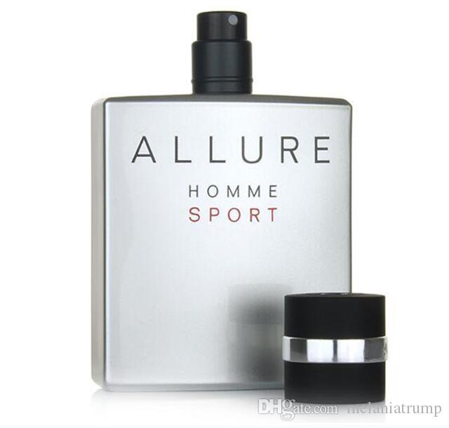 Novos homens Perfume Cologne Fragrance fascínio 100ml Parfum Perfumes para menIncense Scent longa duração DHL frete grátis