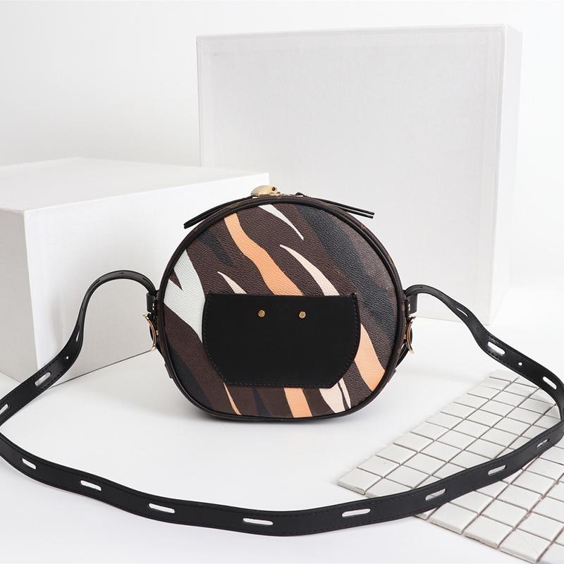 Nuovo stile borse di lusso Designer Stampa Lettera Flower borsa a tracolla delle donne principale Shouder Bag Purse