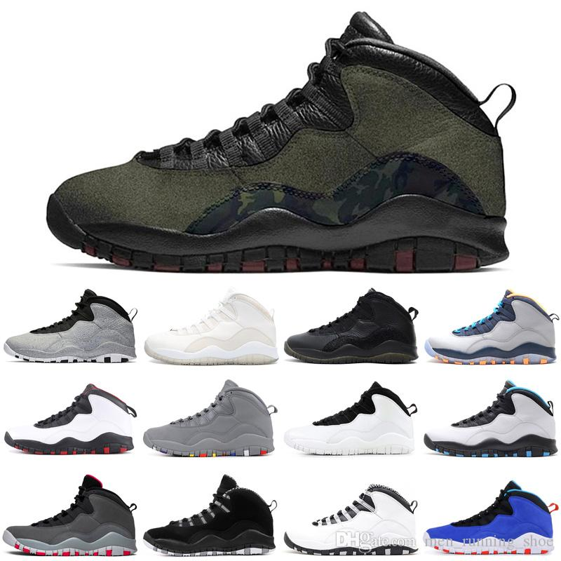 2019 New 10s Mens Basketball Shoes