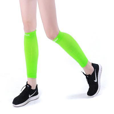 Сжатие Спорт Бег носки голеней Оболочка давления Носки Леггинсы Бег Защита ног Открытый Баскетбол E1