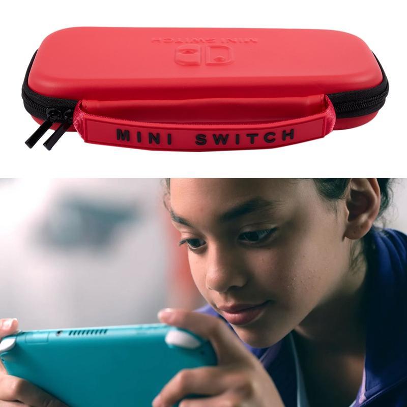Shell protettivo Portable Hard per Nintendo Mini interruttore Borsa per Nintend interruttore Lite Host bagagli Bag Accessori