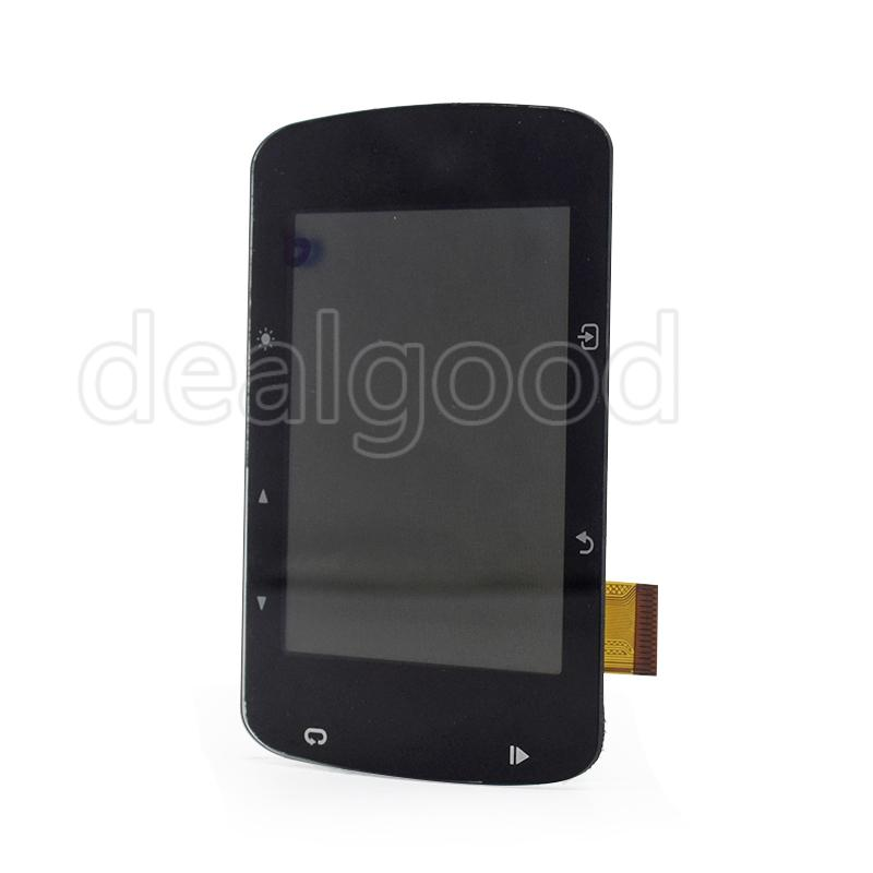 LCD screen with touch screen for GARMIN EDGE 520 bicycle speed meter only the front screen