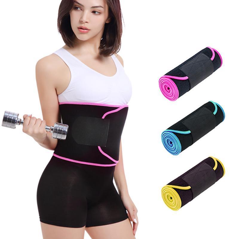 النيوبرين الخصر حزام مدرب للجنسين الجسم المشكل البدلة عرق حزام الخصر المتقلب مشد Shapewear الصدرية التخسيس Underbust