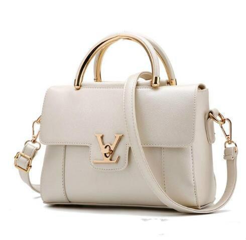 Fake Designer Bags V Women Luxury Leather Clutch Bag Ladies Handbags Brand Women Messenger Bags Sac A Main Femme Handle