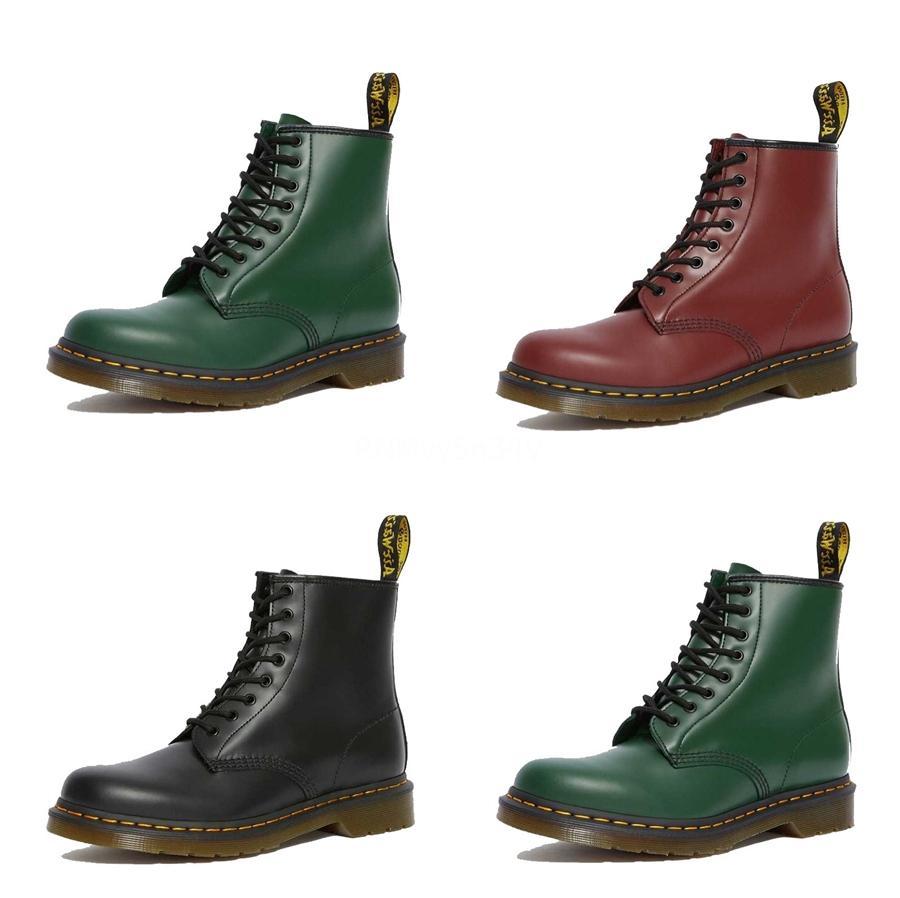 Erkek Moda Yuvarlak Kafa Scrub Kişilik Yüksek Boots ile İşleme Boots # 430