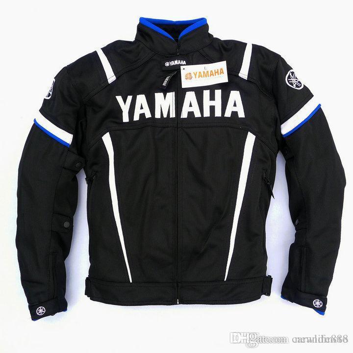 보호자를 들어 YAMAHA M1 팀 오토바이 의류 무료 WY (602)를 배송하는 크로스 재킷 모토 GP 레이싱 자켓