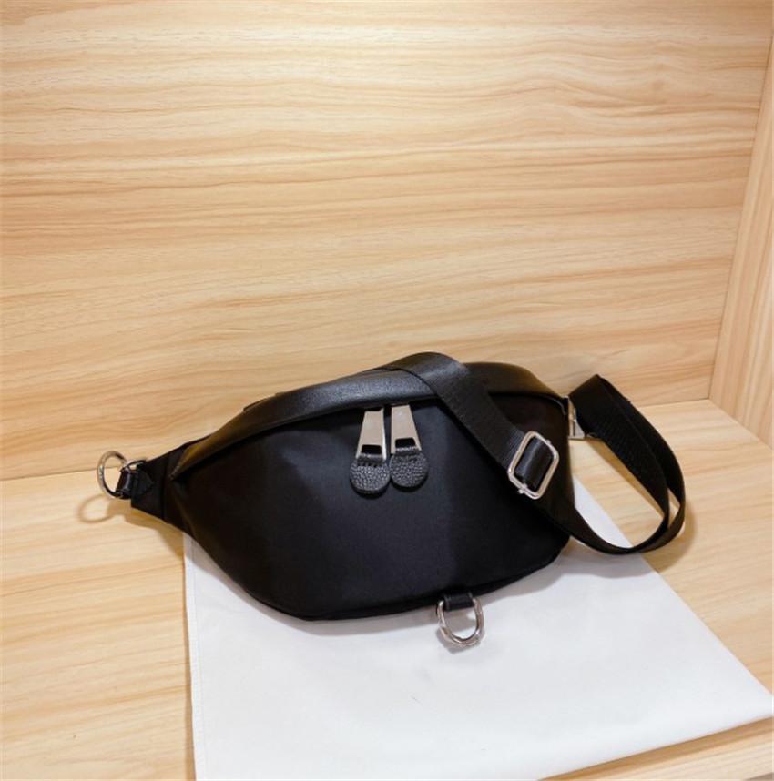 Tasarımcı Lüks Bel Çantaları Yüksek Kalite Deri Çanta Omuz Çantası Göğüs Paketi Sıcak CFY20042243