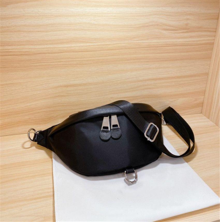 Designer Luxury Waist Bags High Quality Leather Handbag Shoulder Bag Chest Package Hot CFY20042243