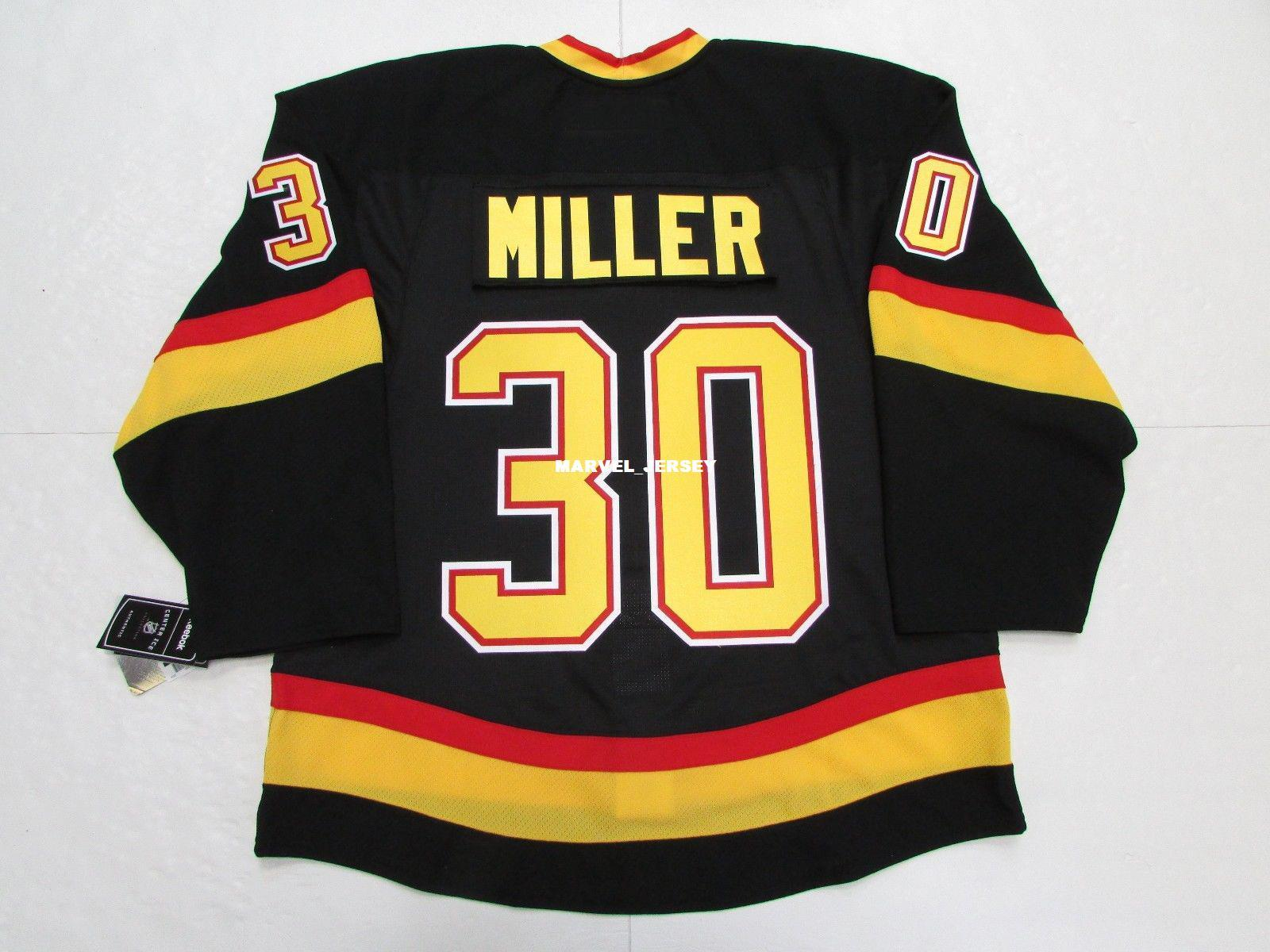 premium selection f81a5 bfd55 2019 Cheap Custom RYAN MILLER VANCOUVER CANUCKS FLYING SKATE JERSEY Stitch  Add Any Number Any Name Mens Hockey Jersey XS 5XL From Marvel_jersey, ...