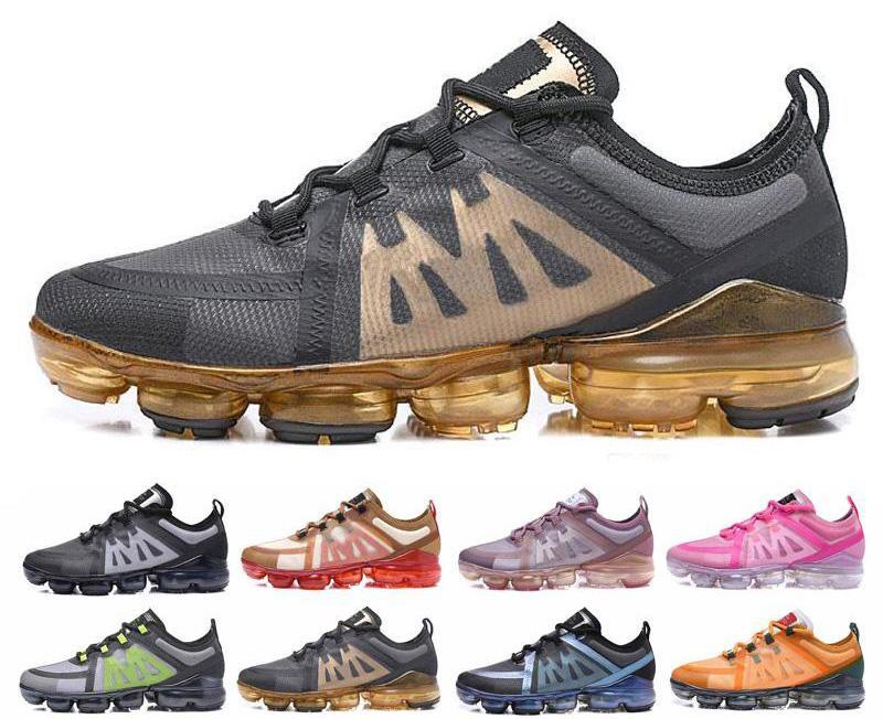 2019 الجودة تشغيل الأداة المساعدة لرجل الثلاثي تينيسي تشغيل مصمم أحذية في الهواء الطلق وسادة شاش أبيض المعزوفة المرأة الاحذية الرياضية الركض أحذية رياضية