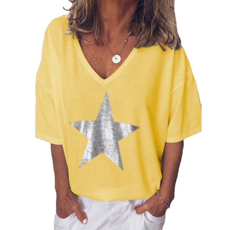 Verão New Moda e T-shirt Original Design Mulheres Sexy T-shirts de manga curta T-shirt