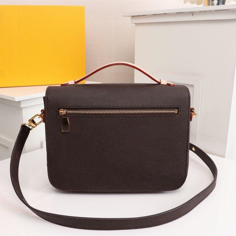 Women Shoulder Bags pochette bags classic High quality Woman fashion popular Women handbags size 25x19x9 cm model M44875