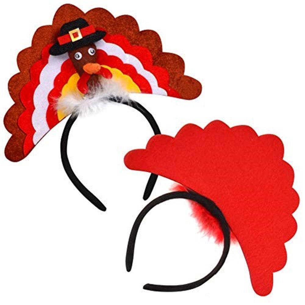 2019 acessórios de cabelo novo Children para clips meninas de graças Decoração Turquia Headband Costume Headband Partido Acessório