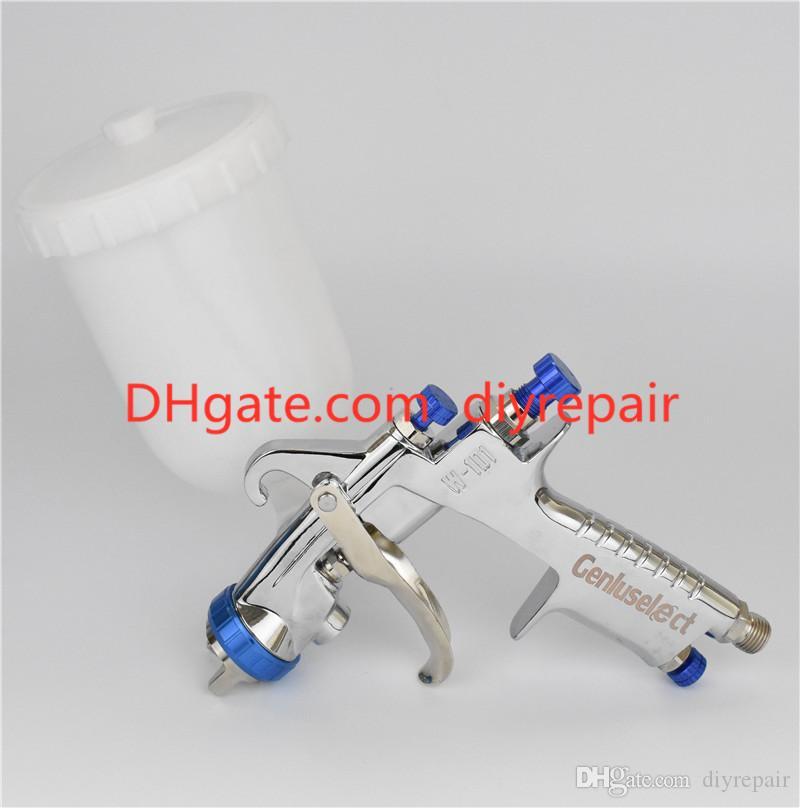 W101 Spray Gun W-101 air spray gun hand manual spray gun, 1.0/1.3/1.5/1.8mm, Japan made, W-101 Sprayer