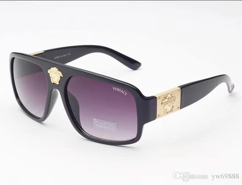 2019 Sıcak satmak avrupa ve amerikan güneş gözlüğü 5015 sürüş gözlük erkek womens yüksek kalite tasarımcı güneş gözlüğü ücr ...