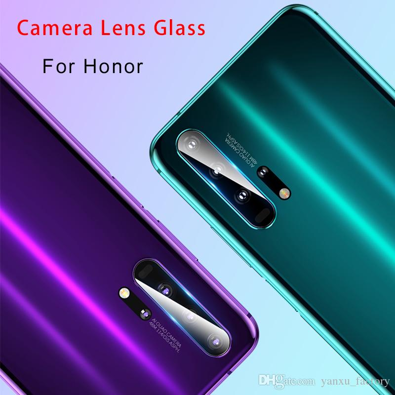 Back Camera Lens Tempered Glass For Huawei Nova7 Pro Nova6 SE Nova5 Honor 30 S 20 Pro V30 Pro 4T Screen Protector Film With Box