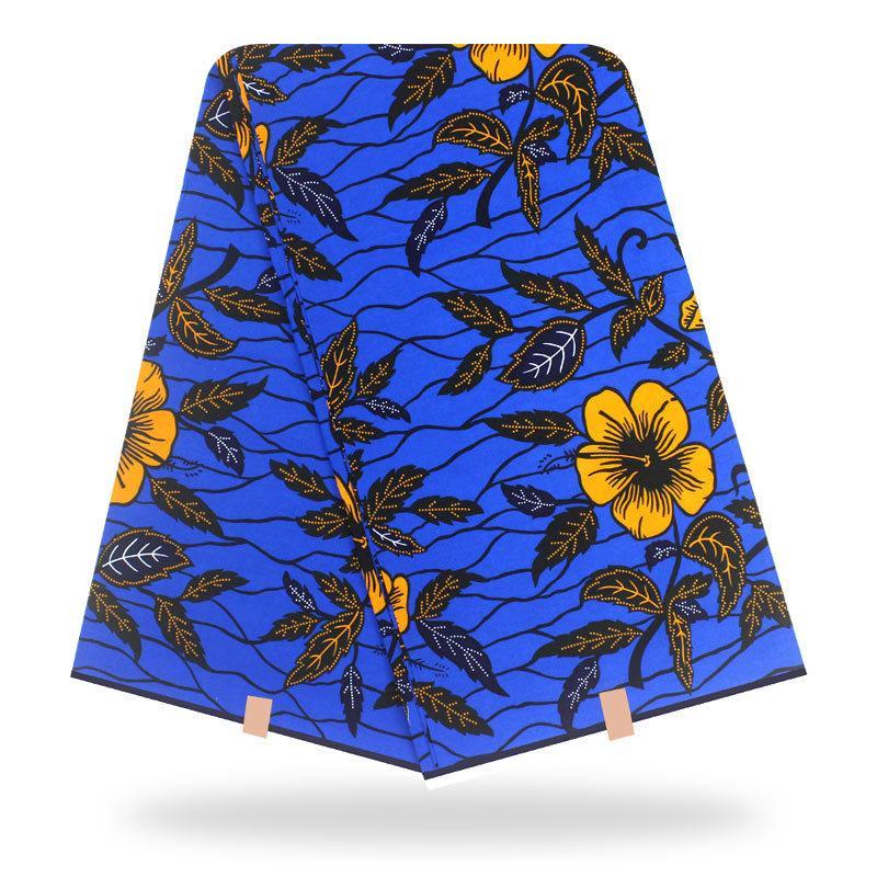 Blesing 100% algodón tejido impresión de la cera africano para los vestidos de cera tela africana 2020 al por mayor africano T200529 tela de la impresión