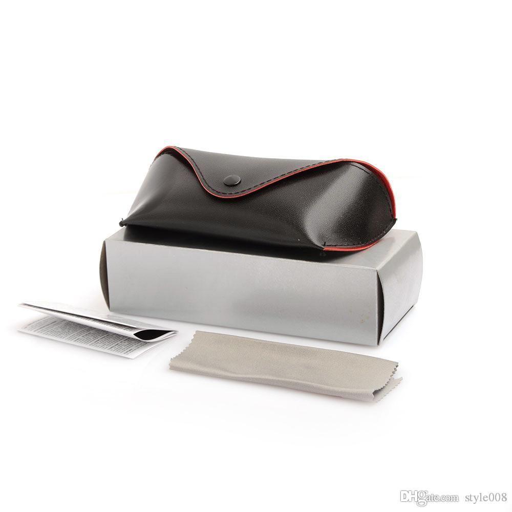 коробка для очков Горячие продажи Солнцезащитные очки коробки Клубные солнцезащитные очки Чехлы женские солнцезащитные очки мужские коробки мужские очки ПУ коробки