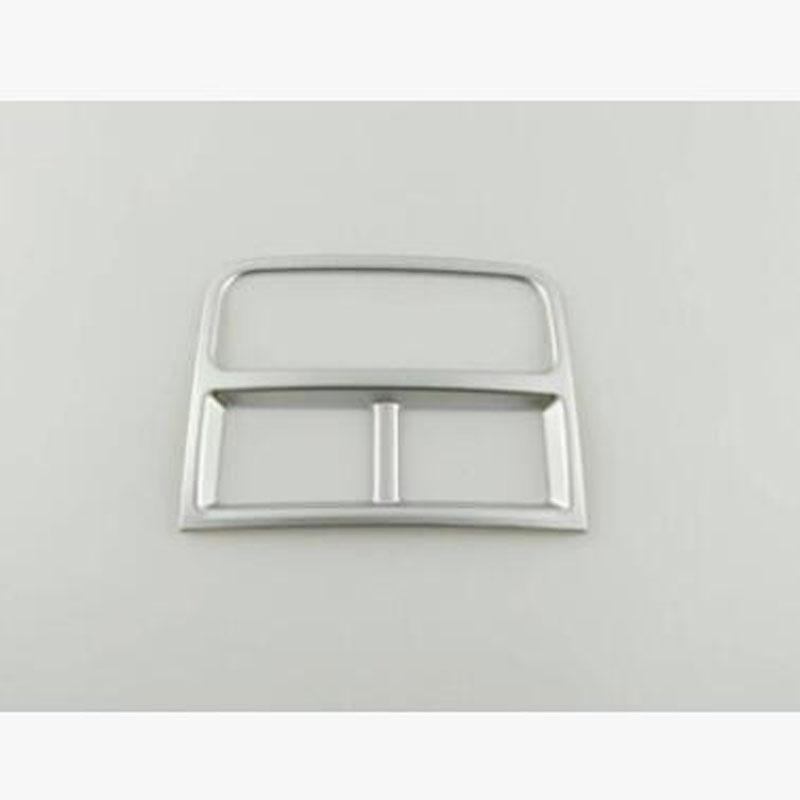شحن مجاني العلامة التجارية الجديدة لكاديلاك XT5 2016 الهواء 1PC عالية الجودة ABS الكروم السيارة الخلفي المخرج تغطية تريم لزينة السيارات التصميم