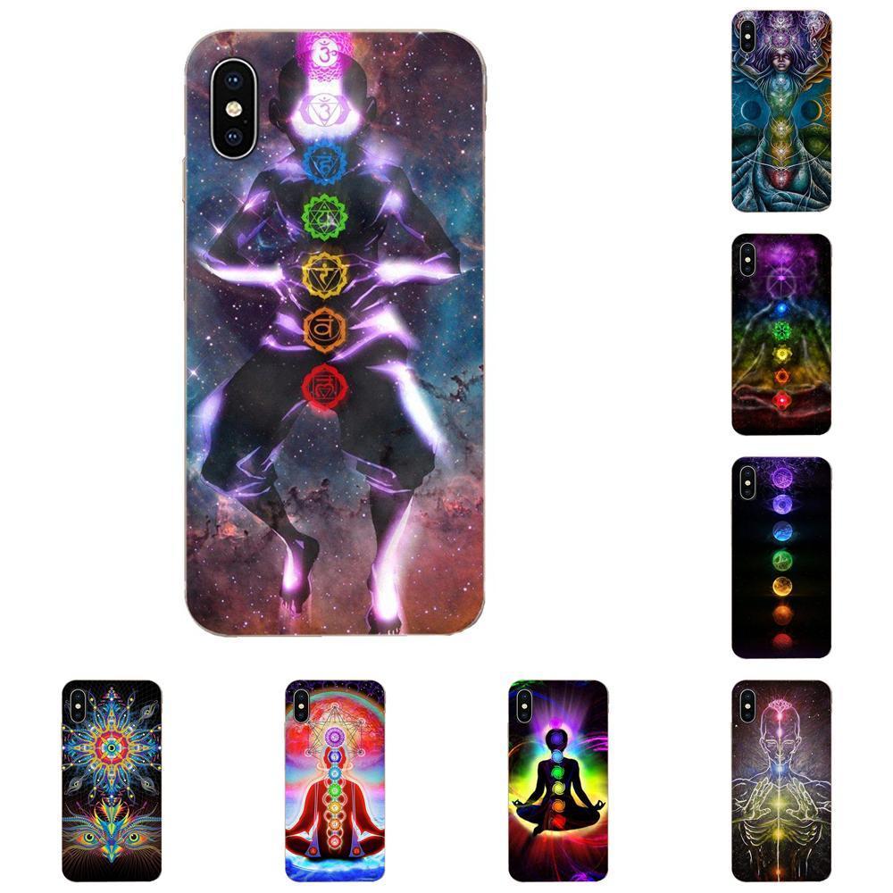 Özel Mandala Chakra Yoga Yenilik İçin HTC 530 626 628 630 816 820 830 Tek A9 M7 M8 M9 M10 E9 U11 U12 Hayata Artı Desire ısrar