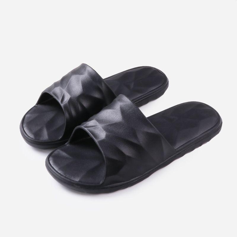 Design Ladies Slides Women Men Summer Beach Home Bathroom Flat Sandals House Shoes Indoor Flip Flops