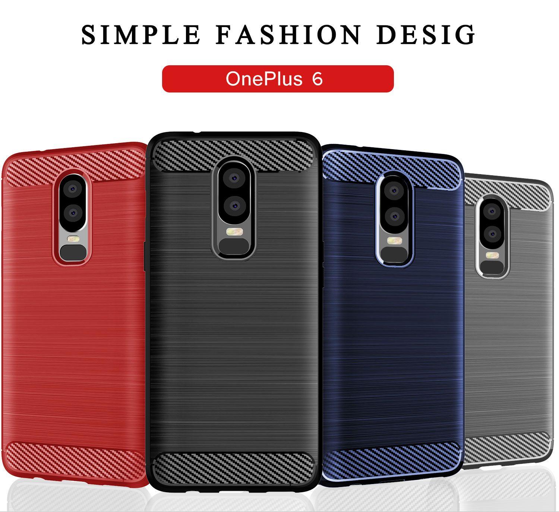 Funda original para teléfono Oneplus Funda de teléfono móvil suave TPU para Oneplus 5 5T 6 6T