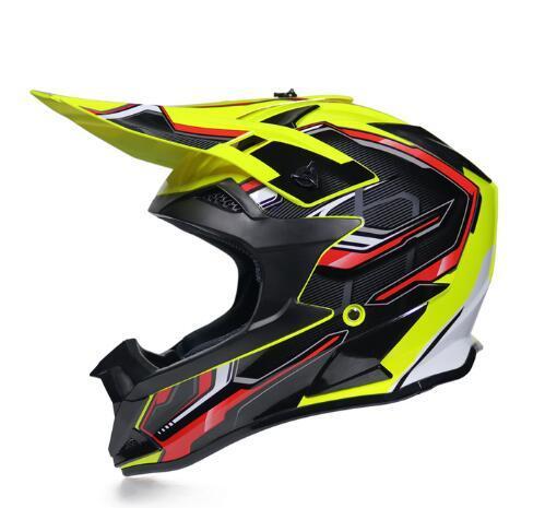Новая модель мотоциклетный шлем гоночный внедорожник ATV мотокросс безопасности для взрослых шлем, утвержденных лошади экстремальных спортивных товаров точка