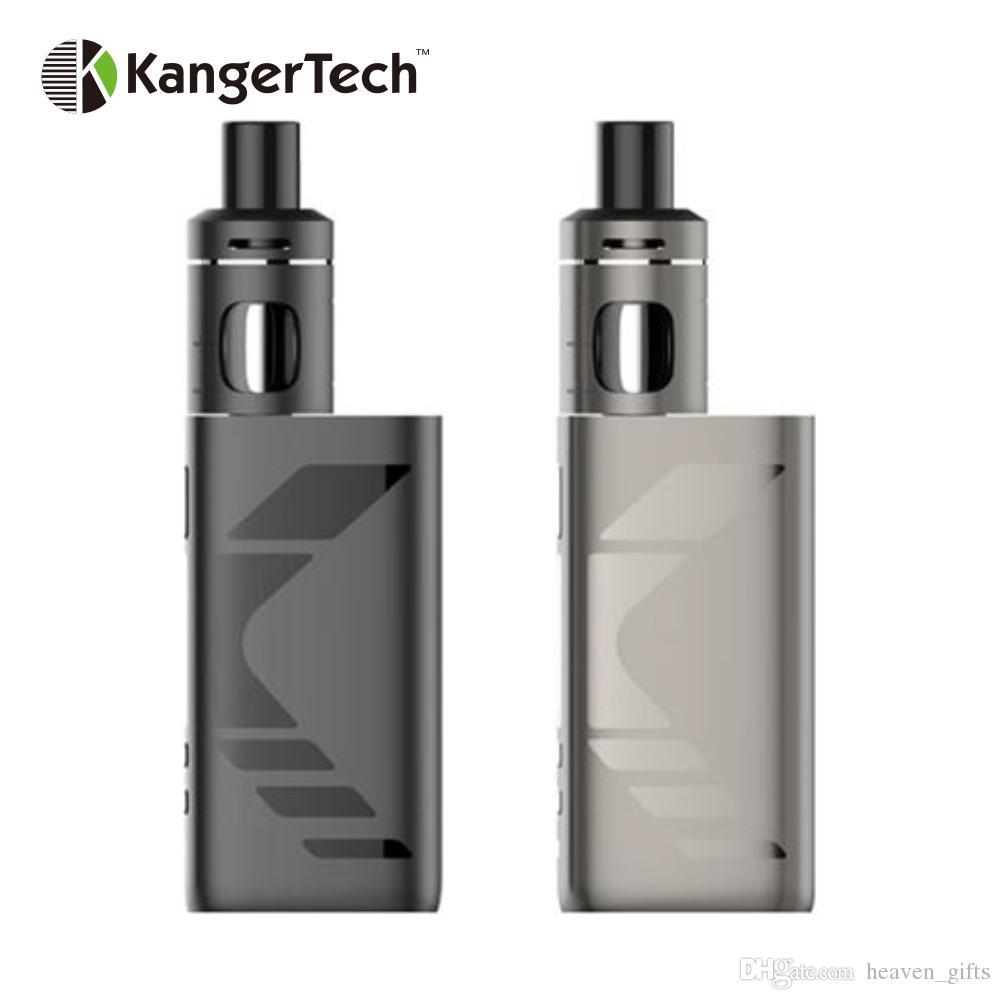 Kangertech Subox Mini V2 Starter Kit 2200mAh Kbox Mini 2.0 MOD & Subtsnk Mii 2.0 Tank NCOCC 0.8ohm Coil leakproof Vape