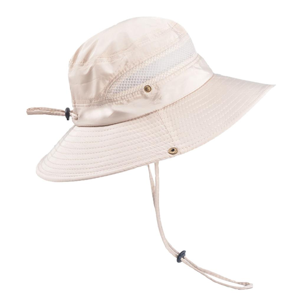 Yezijin Spring and Summer Jazz Hat Outdoor Linen Sun Hat Panama Hat 2019 New