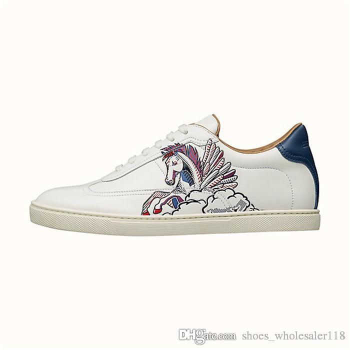 Klassische kleine weiße Schuhe Super-High-End-Rindsleder Sportschuhe einzigartigen Weihrauch geräuchert Plattform Damen Outdoor Casual Sportschuhe Größe 35-40
