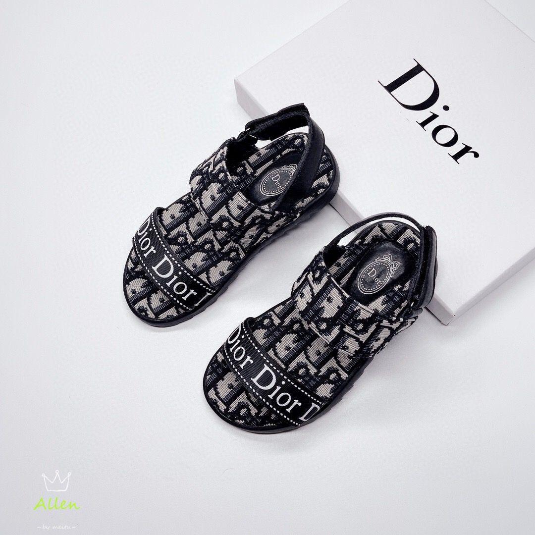 Sandals crianças 2020 novas crianças sapatos de alta qualidade letras de moda infantil sapatos tamanho 26-35 frete grátis 030904