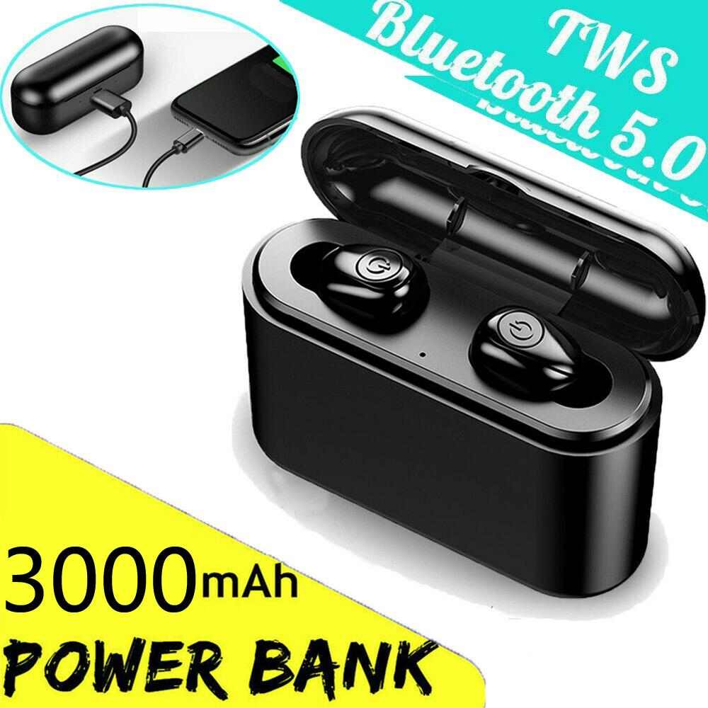 TWS X8s Wireless Bluetooth 5.0 Headsets IPX7 Wasserdichte Mini-Kopfhörer Twins Ohrhörer Stereo-Kopfhörer für iPhone Android