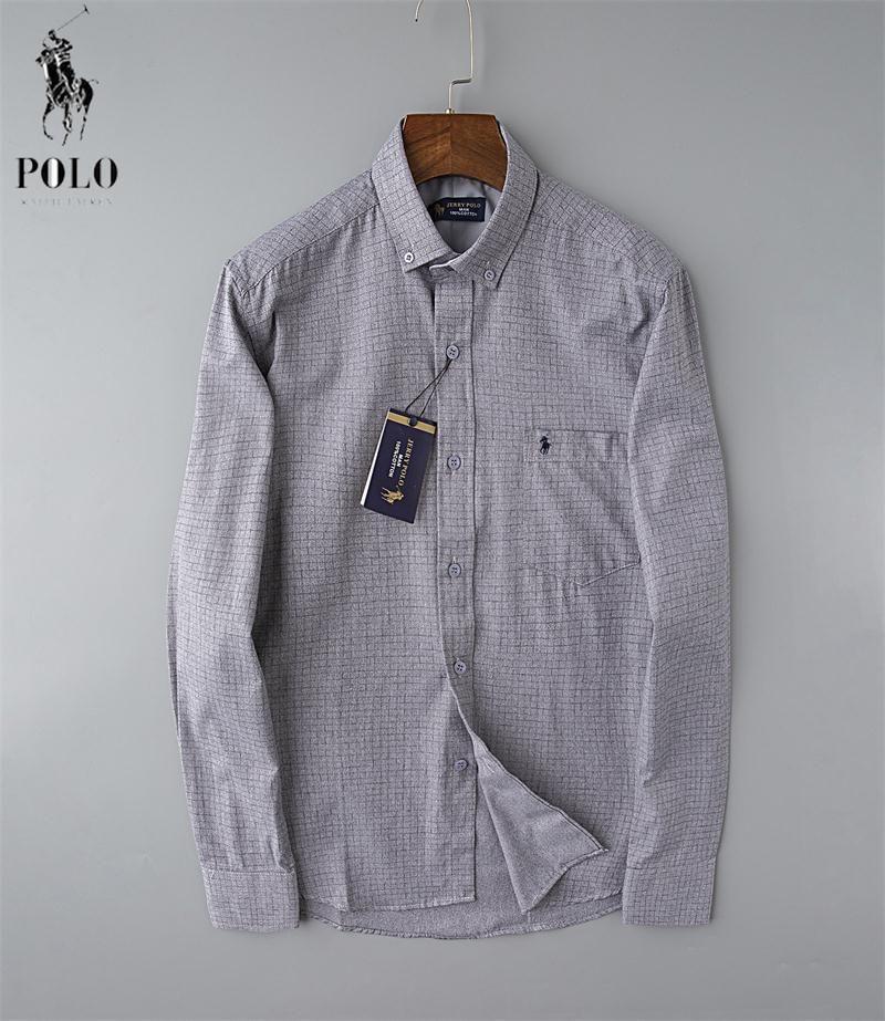 2019 Langarm-Shirt Marke für Männer Baumwolle langärmliges Kleid T-Shirt Herbst modischer Kleidung Männer Freizeithemd Q20