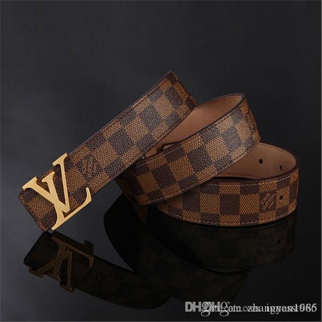 2020 Cintura Designers Cinture uomo Cinture Designers Cintura Serpente di lusso cinghia le cinghie di cuoio delle donne commerciali grande fibbia in oro 113