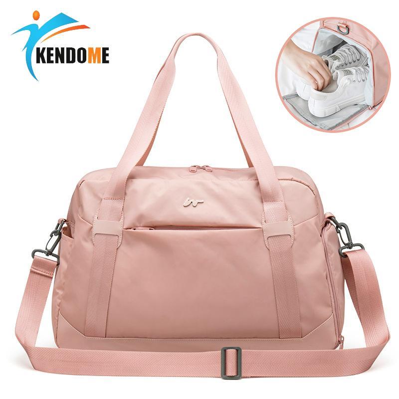 Купальники сумка для веса сумки 2020 Фитнес-мешок с обуви тренажерный зал Корзина портативный для спортивных женщин розовые легкие женские купе Tolce