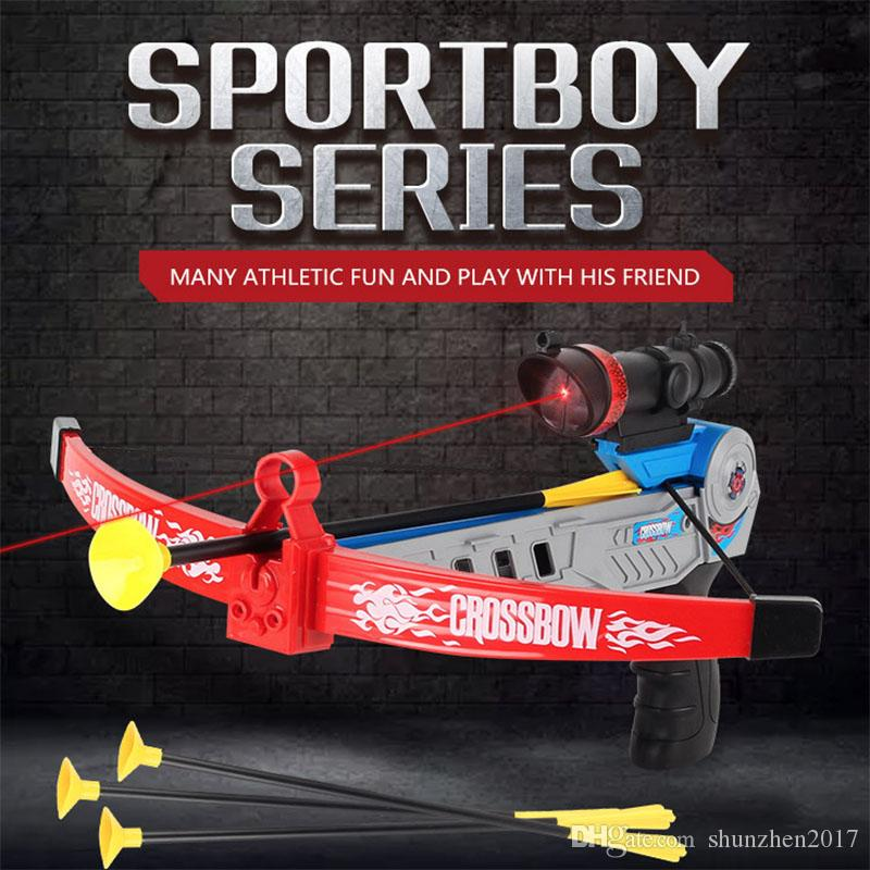 Children sports leisure simulation toys outdoor games darts crossbows shooting arrows shooting sports toys toys for children