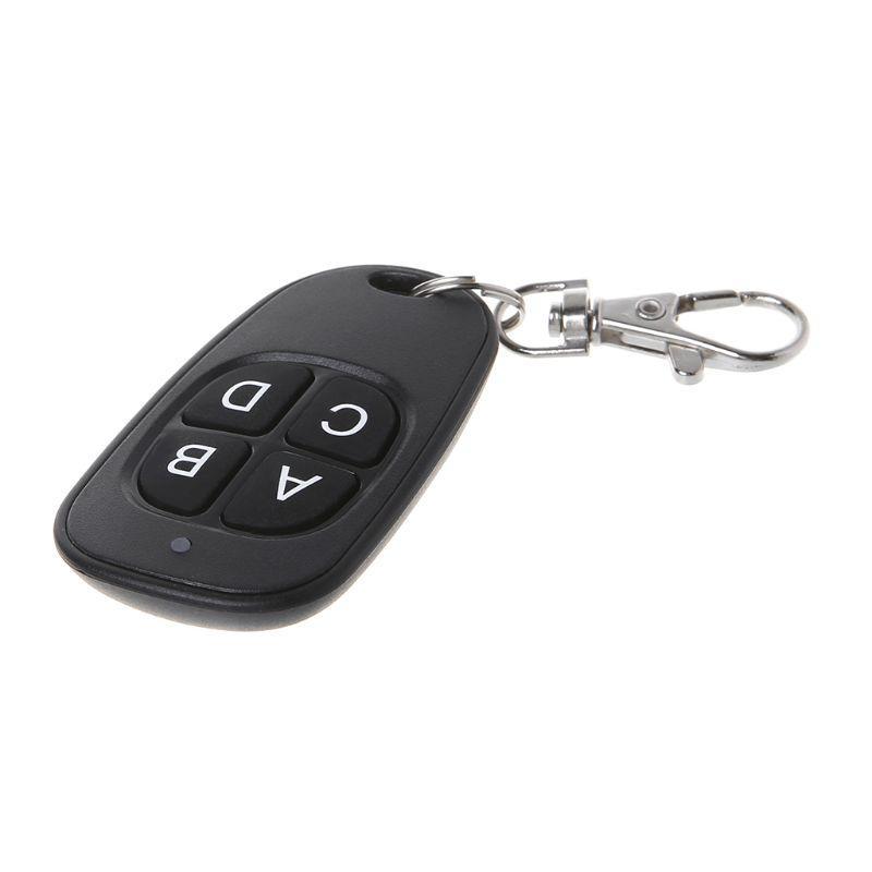 ccessories & Parts Remote Control Copy Remote Control 433MHz 315MHz Cloning Duplicator Wireless 4 Keys Universal Waterproof Handle Ga...