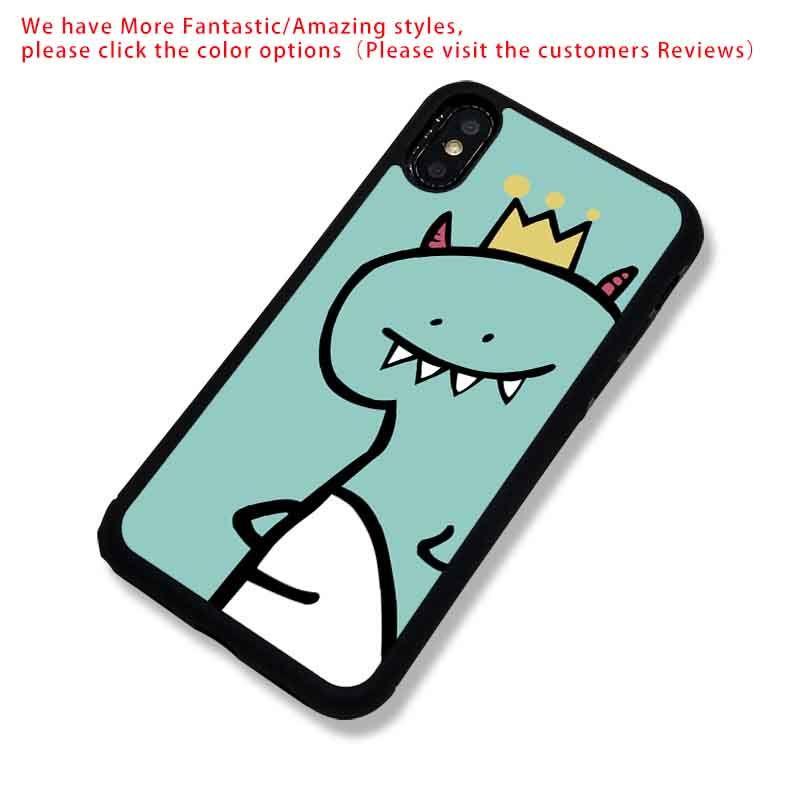 Yeni iPhone 11 / 11Pro / 11promax / X / XS / XR / 6/7/8 Vaka Yüksek Kalite Yumuşak Kenar Cep Telefonu Kılıf Kapak Yeni Taç Karikatür Vaka Çeşitli Stiller