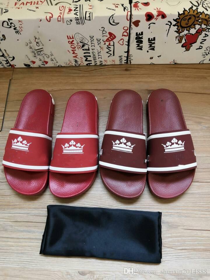 Chaussons Sandales Designer Faites glisser la meilleure qualité Designer Huaraches Animal Design Chaussures Tongs Mocassins pour l'homme par les femmes chaussures 35-45