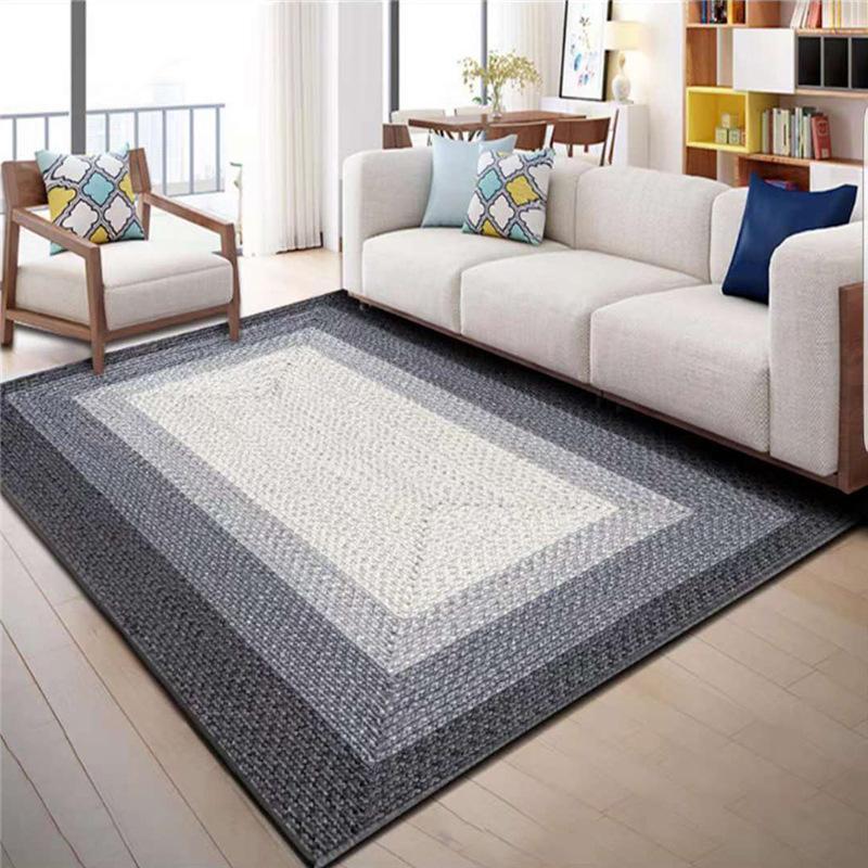 De haute qualité de tissage Art Tapis pour Salon Chambre anti-dérapant Tapis de sol Mode de cuisine Tapis Carpettes
