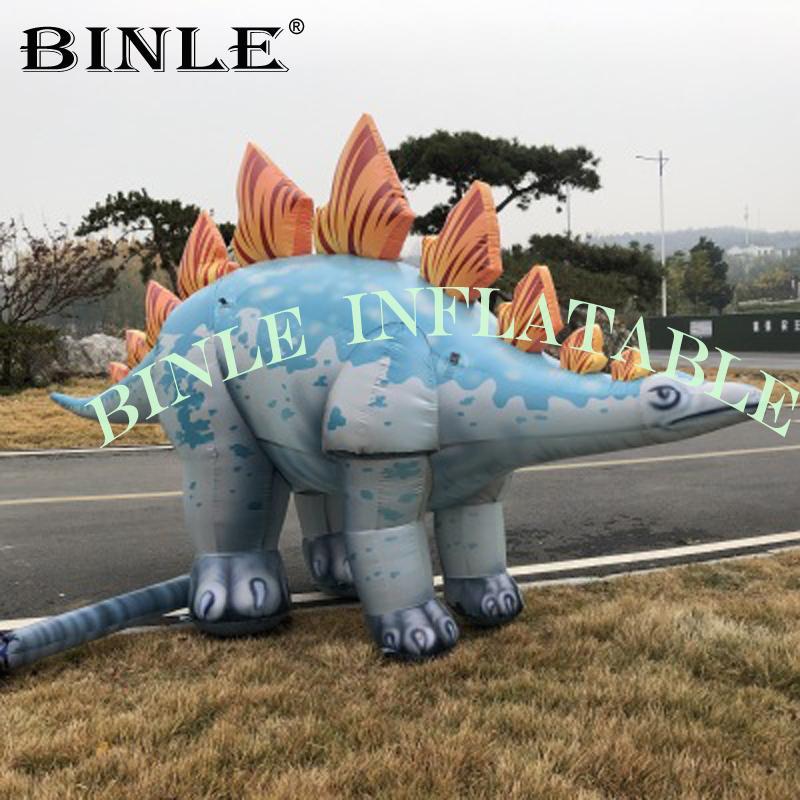 حار بيع عملاق الرسوم المتحركة 3D الحيوان نفخ البالون ديناصور لفعاليات المهرجان
