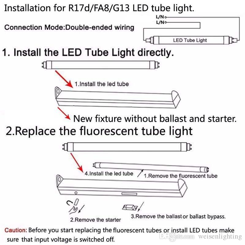 fluorescent wiring diagrams row 2020 5ftt t8 led tube light fixture 45w double row v shape r17d  2020 5ftt t8 led tube light fixture 45w