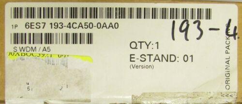 (Encadré 5) SIEMENS SIMATIC E STAND Terminal 6ES7 193 4CA50 0AA0