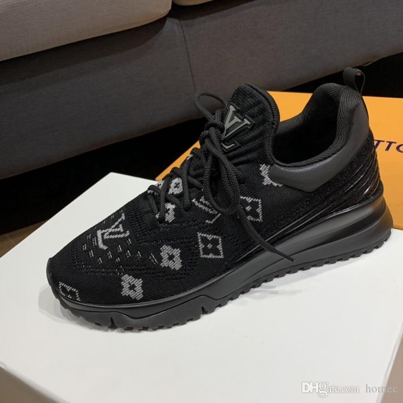 2020QE nuevos zapatos de primavera y otoño de los hombres casuales de la moda, recorrido al aire libre calzado deportivo de alta calidad, entrega rápida con el empaquetado original de la caja