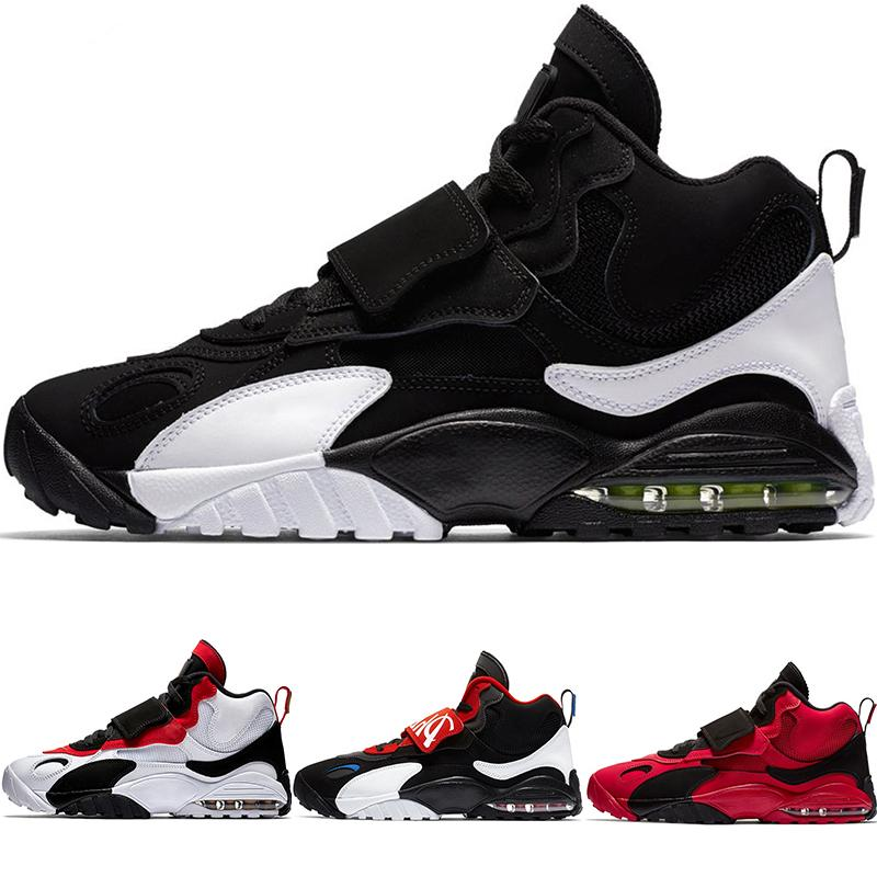 2019 جديد سرعة العشب عيون كبيرة أحذية كرة السلة أزياء الرجال الأحذية الرياضية الذكور المدربين حذاء كلاسيكي أسود أبيض أحمر chaussures للمشي